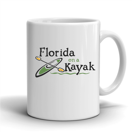 Florida on a Kayak /  Coffee Mug