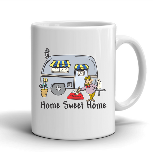Home Sweet Home / Coffee Mug