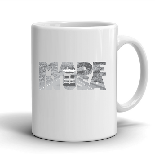 Made In The USA / Coffee Mug