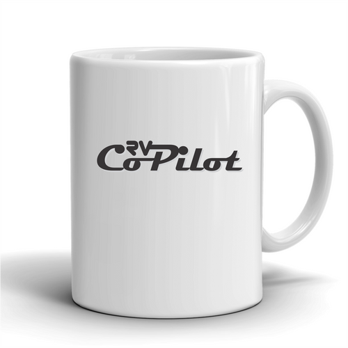 RV Co Pilot / Coffee Mug