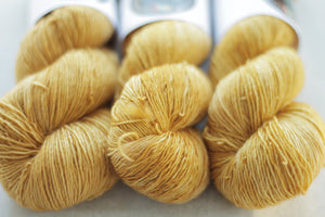 DOUBLOON | pure singles | tonal yarn