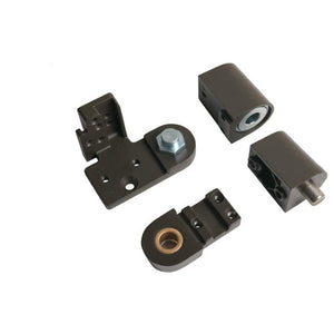 Kawneer Commercial Door Pivot Set - Left - Bronze