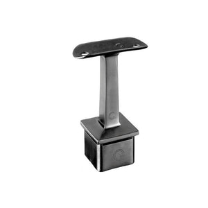 Square Line Top Post Bracket To 1.5'' - 38mm Material