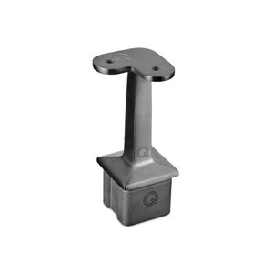 Square Line 90 Degree Top Post Bracket To Flat Material (Outdoor)