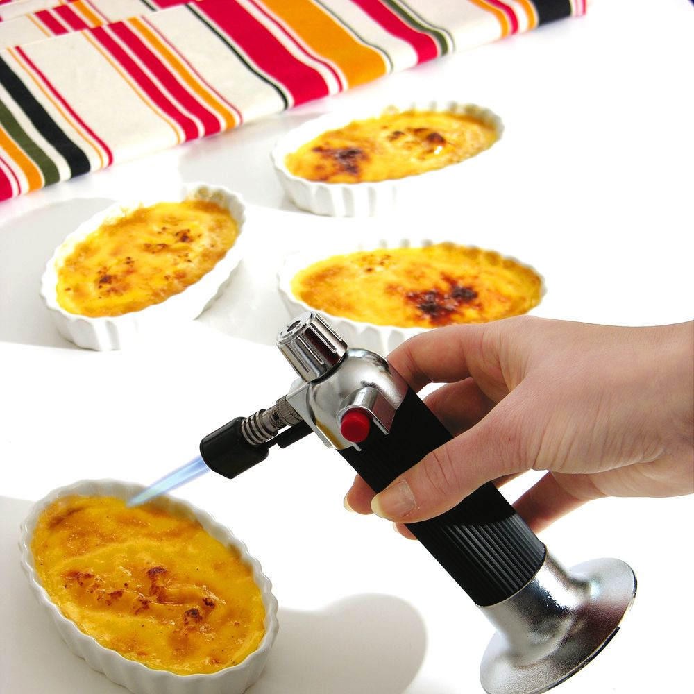 Cooking Torch - Black
