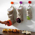 Potato Storage Bag - Orange