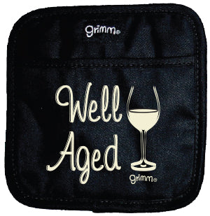 Well Aged Pot Holder