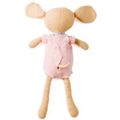 Hazel Village Organic Annicke Mouse in Thistle Romper