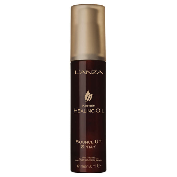 LANZA Keratin Healing Oil Bounce Up Spray 180 ml