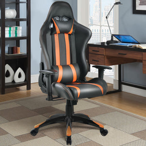 Orange Happy Chair (US Only)