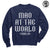 """MAD AT THE WORLD"" CREW NECK"