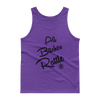 ALL BITCHES RATTLE Tank top