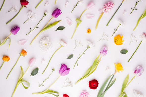 Artificial Flower Stems ($12.95 Flat Rate Shipping Australia-wide For Stem Only Purchases)