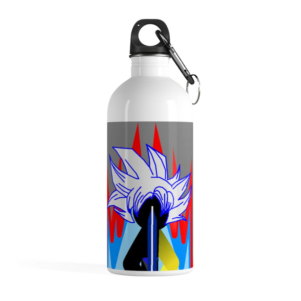 Ultra Tai Red Aura Stainless Steel Water Bottle