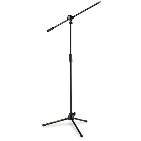 HER-MS432B - Hercules MS432B Quick Turn Tripod Mic Stand with 2 In 1 Boom