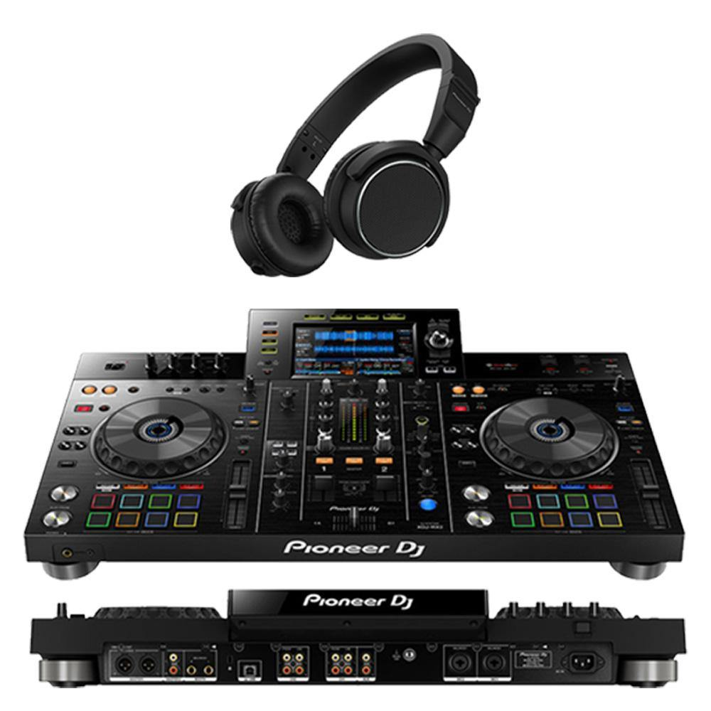 Pioneering Bundle (XDJ-RX2 Controller + HDJS7K Headphones)