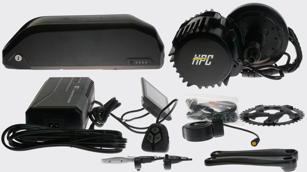 High Performance Mid Drive Conversion Kit