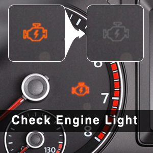 autel ml519 check engine light