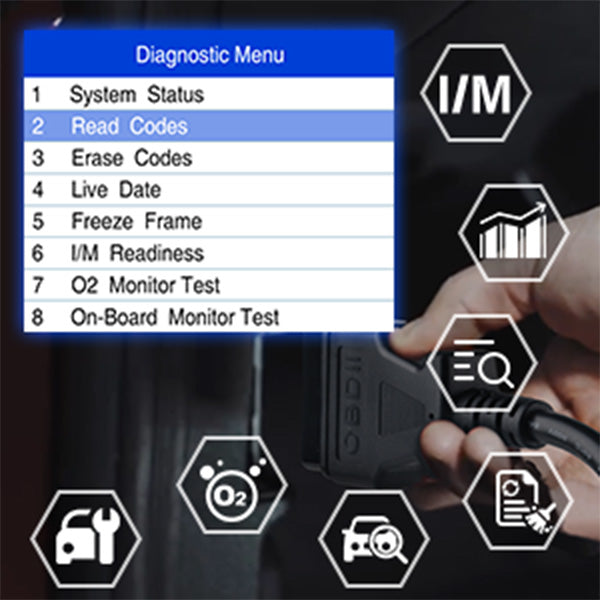 autel ml519 diagnostic functions