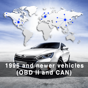 autel ml519 vehicle coverage and information