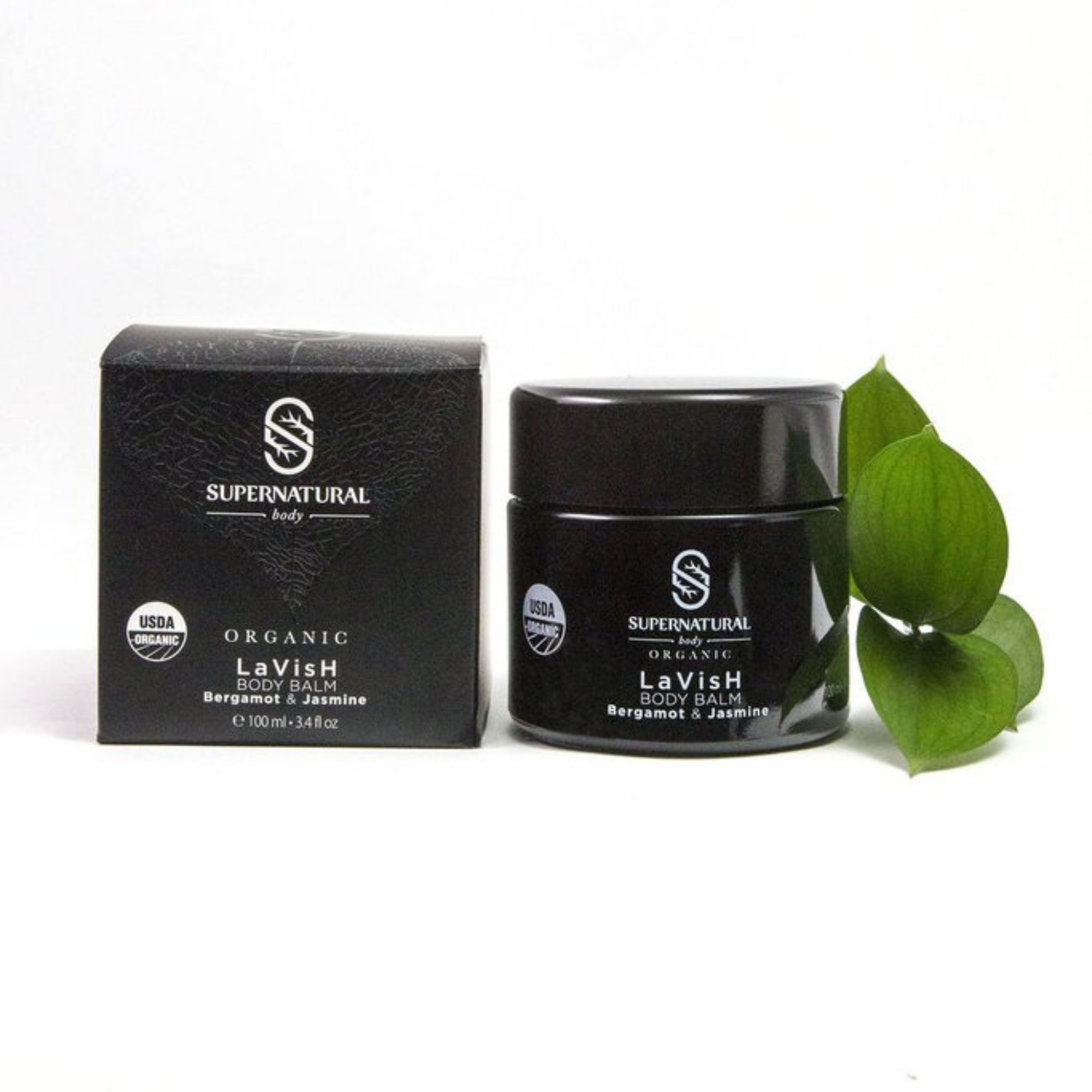 LavisH Body Butter - Bergamot and Jasmine