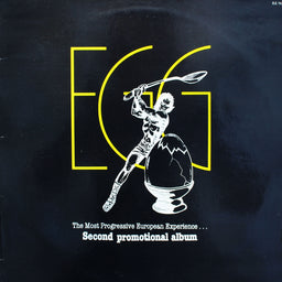 E.G.G. Sampler - Second Promotional Album