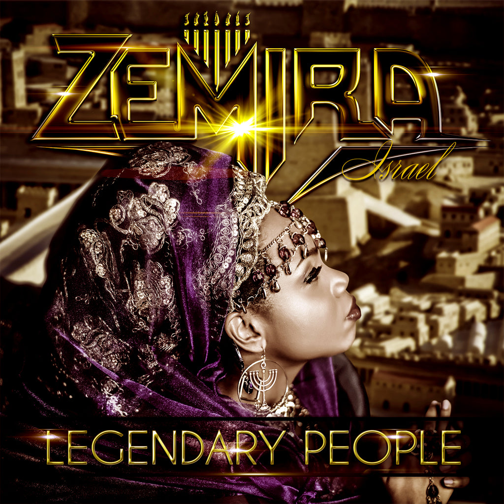Legendary People Album - INSTANT DOWNLOAD MP3