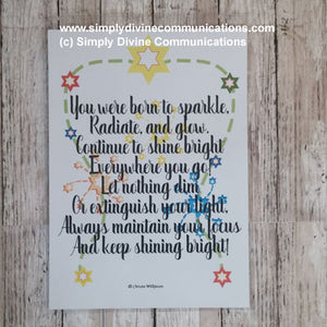 Born to Sparkle Gift Pack