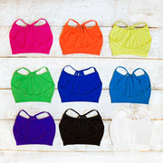 Cage Back Bra Cami for Tweens 7-14