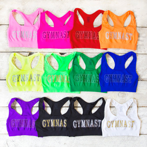 GYMNAST Sports Bra for Senior