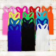 Racer Back Tank Top for Teens and Women