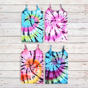 Tie Dye Full Length Cami
