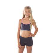 Two Tone Bra Cami for Tweens 7-14