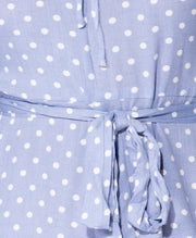 Sea You Soon Polka Dot Romper