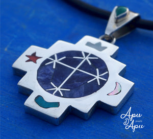 pendant necklace for starseed people