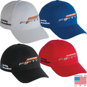 Camaro 50 LGR Cap USA Made