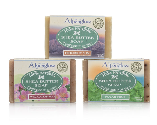 Shea Butter Soap - Midnight Sun