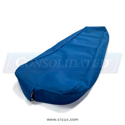 "Coronet 50oz Pad and Royal Blue Cover - 51"" Tapered Forenta (048F)"