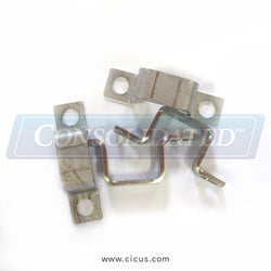 Milnor Keeper=Cyl Door Latch - Monel (X306166)