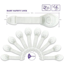 Load image into Gallery viewer, Children's Safety Lock (Set Of 10)