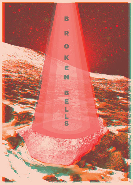 2014 Contemporary Music Poster - Broken Bells
