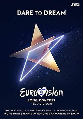 Eurovision Song Contest 2019 - Semi-Finals & Final Sent Sameday* DVD