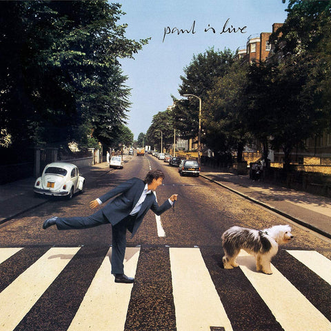 Paul McCartney - Paul Is Live Sent Sameday* AUDIO CD