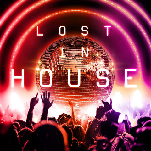 Lost In House - Various Artists 3CD set Sent Sameday* AUDIO CD