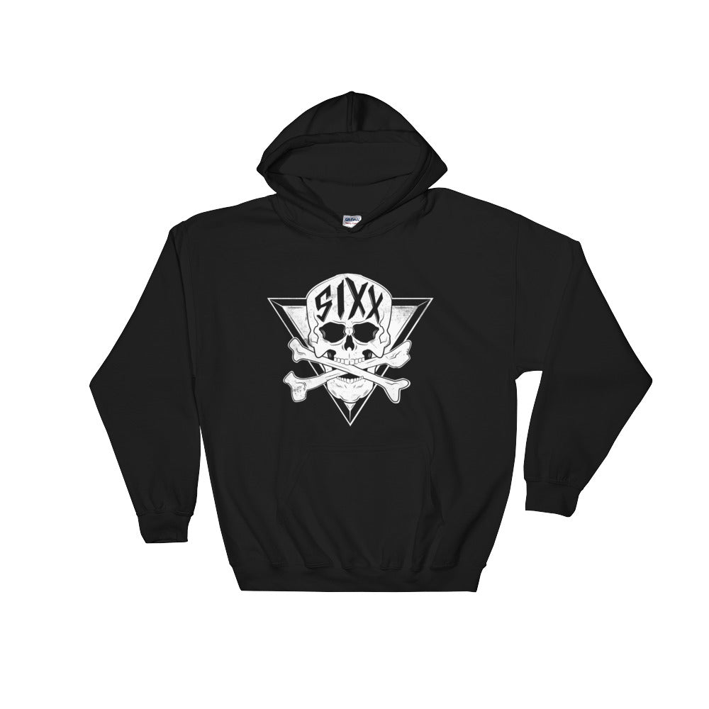 Sixx Skull Pullover Hoodie