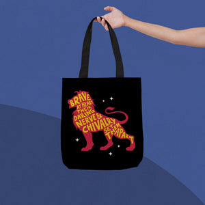 Lion House Pride Tote Bag
