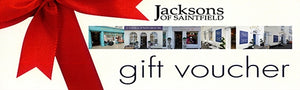Wedding Gift - £25 Jacksons of Saintfield Gift Voucher