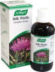 A.Vogel Milk Thistle Complex 100ml - Drops