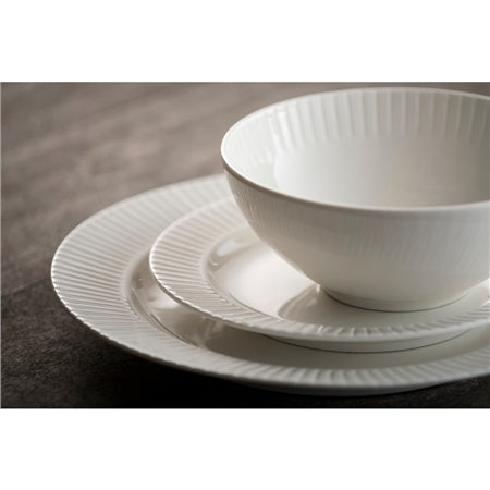 BELLEEK LIVING ATLANTIC 12 PIECE DINNERWARE SET
