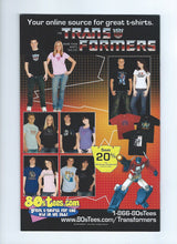 Load image into Gallery viewer, Transformers Timelines #5 BotCon 2010 Exclusive Generation 2 Redux Comic